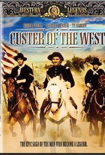 Custer of the West 1967 poster