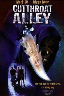 Cutthroat Alley (2003) cover