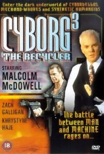 Cyborg 3: The Recycler (1994) cover