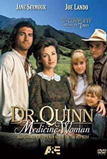 Dr. Quinn, Medicine Woman (1993) cover