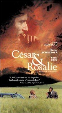 César et Rosalie (1972) cover