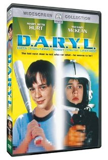 D.A.R.Y.L. (1985) cover
