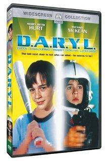 D.A.R.Y.L. 1985 poster