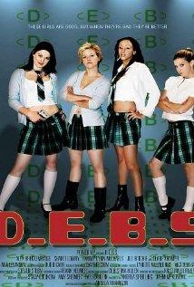 D.E.B.S. 2003 poster