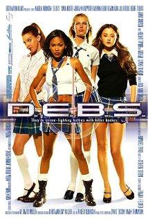 D.E.B.S. (2004) cover