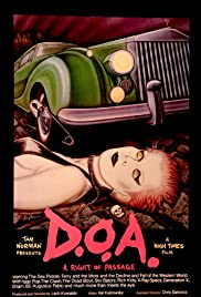 D.O.A. (1980) cover