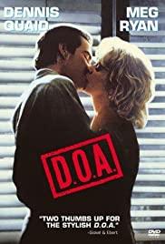 D.O.A. (1988) cover