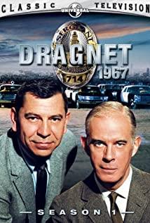 Dragnet 1967 1967 poster