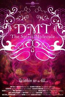 DMT: The Spirit Molecule (2010) cover