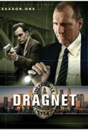 Dragnet (2003) cover