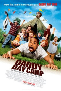 Daddy Day Camp 2007 poster