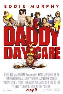 Daddy Day Care 2003 poster