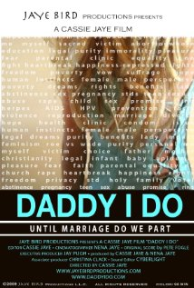 Daddy I Do 2010 poster