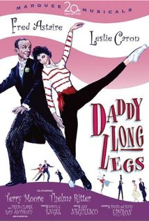 Daddy Long Legs 1955 poster