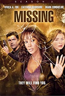 1-800-Missing (2003) cover