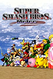 Dai-Rantô Smash Brothers Deluxe (2001) cover