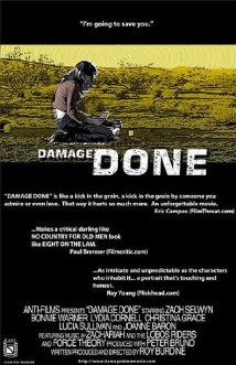 Damage Done (2008) cover