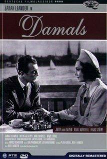 Damals (1943) cover