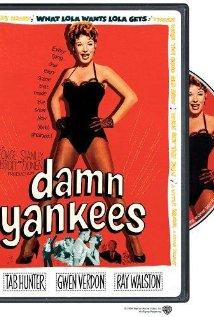 Damn Yankees! (1958) cover