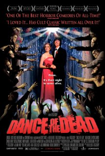 Dance of the Dead (2008) cover