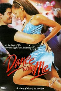 Dance with Me 1998 poster