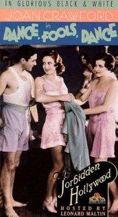 Dance, Fools, Dance (1931) cover