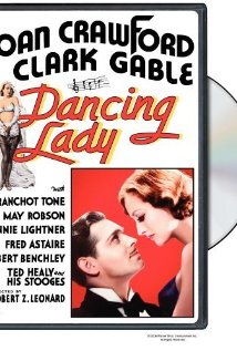Dancing Lady (1933) cover