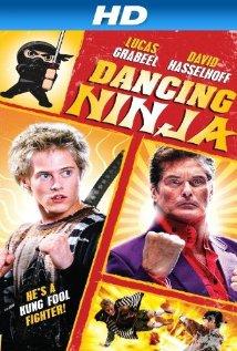 Dancing Ninja (2010) cover