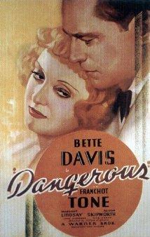 Dangerous (1935) cover