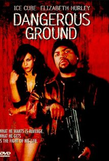 Dangerous Ground (1997) cover