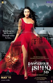 Dangerous Ishhq (2012) cover