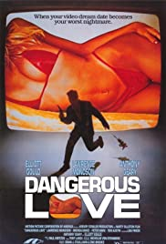 Dangerous Love (1988) cover