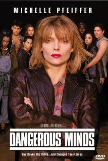 Dangerous Minds 1995 poster