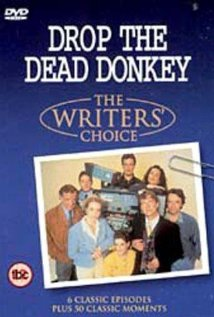 Drop the Dead Donkey (1990) cover