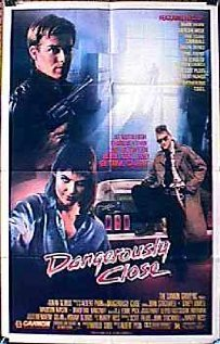 Dangerously Close (1986) cover