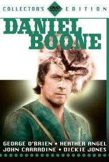 Daniel Boone, Trail Blazer (1956) cover