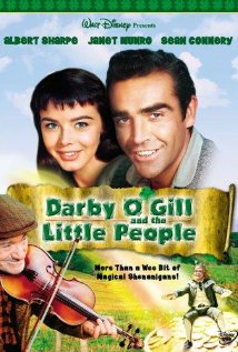 Darby O'Gill and the Little People (1959) cover