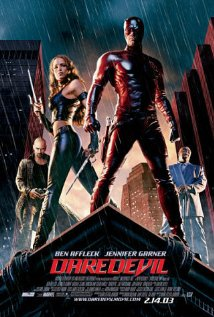 Daredevil (2003) cover