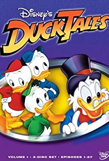 DuckTales (1987) cover