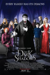 Dark Shadows (2012) cover