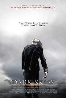 Dark Skies (2013) cover