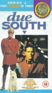 Due South (1994) cover
