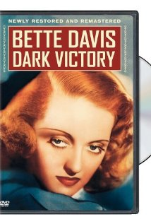 Dark Victory (1939) cover
