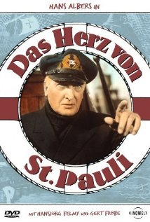 Das Herz von St. Pauli (1957) cover