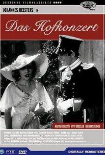 Das Hofkonzert (1936) cover