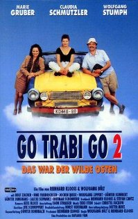 Das war der wilde Osten (1992) cover
