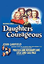 Daughters Courageous (1939) cover