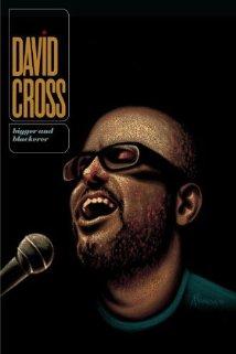 David Cross: Bigger & Blackerer (2010) cover