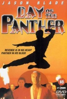 Day of the Panther (1988) cover