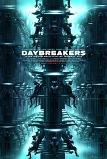 Daybreakers 2009 poster